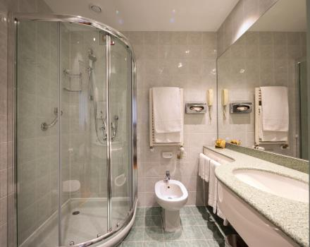 Standard bathroom room - BW Air Hotel Linate Milano