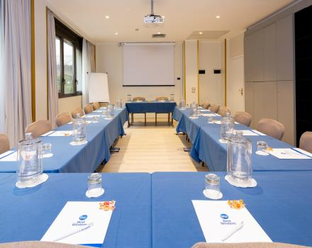 Sala Meeting - Best Western Air Hotel Linate