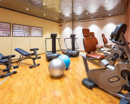 Sala Fitness Best Western Air Hotel Linate