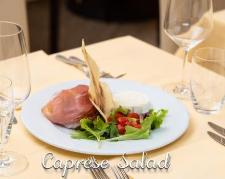 Enjoy the specialities of our restaurant: book Air Hotel Linate!