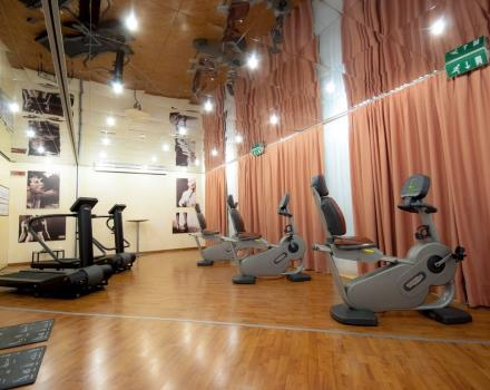 Area Fitness BW Air Hotel Linate