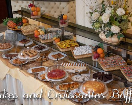 Buffet breakfast Air Hotel Milano Linate