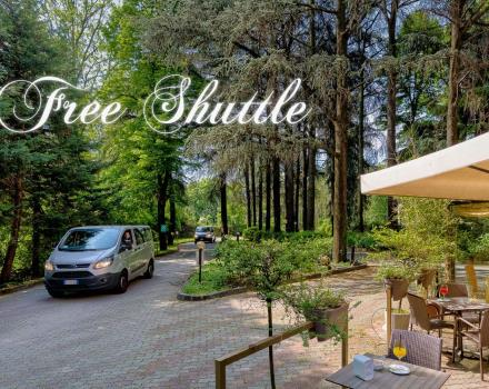 BW Air Hotel Linate offers a free shuttle service to all customers, from/to Linate airport.