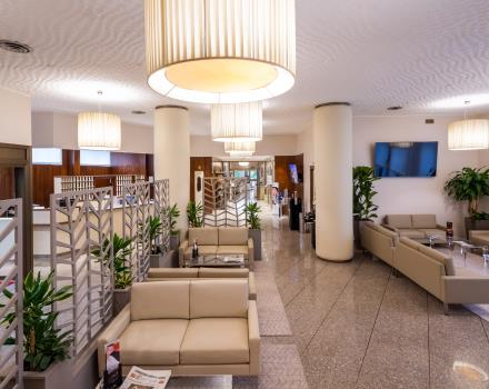 La nostra Hall - Best Western Air Hotel Linate