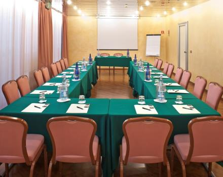 Arianna Meeting room BW Air Hotel Linate