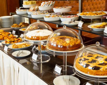 Buffet colazione - Best Western Air Hotel Linate