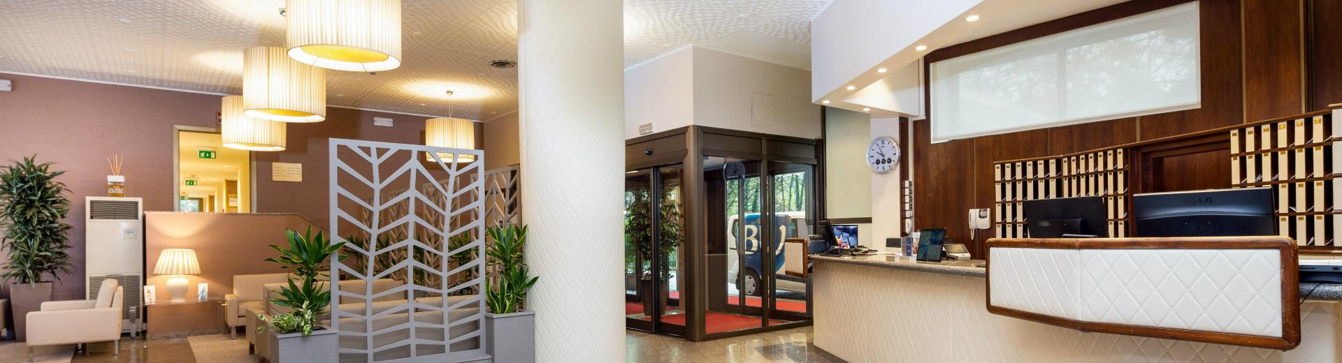 Admission - Best Western Air Hotel Linate